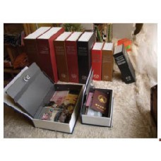 Dictionary book safes