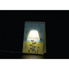 Page-by-Page DIV Graffiti Desk Lamps