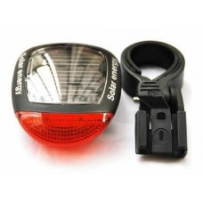 Solar Energy Bike Tail LED Light